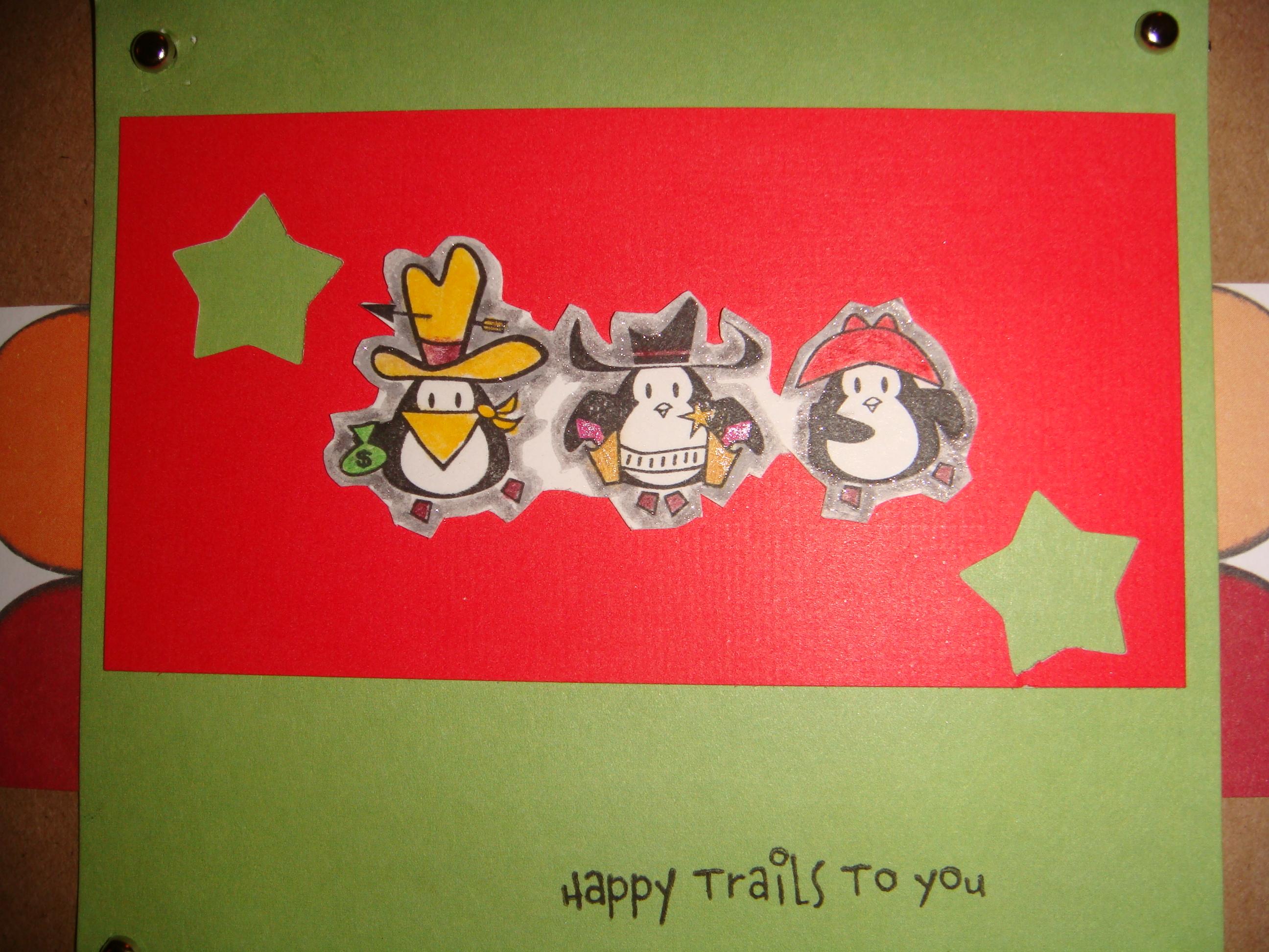 TCP happy trails
